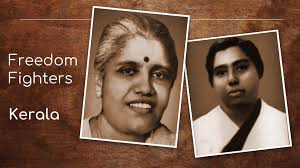 Freedom Fighters from Kerala - List