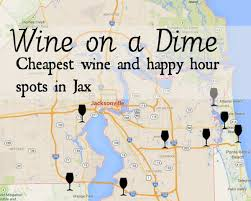 Wine On A Dime: In Search Of The Cheapest Wine In Jax