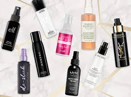 the best makeup setting sprays that you