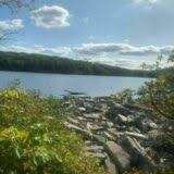 Sunfish Pond Loop via Rockcores and Garvey Springs Trails - New Jersey |  AllTrails