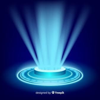 """Resultado de imagem para Holograma"""""""