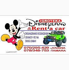 Disneyland Rent A Car 152 Photos Product Service Ul Jordan Stojanov Br 18 2210 Probistip Republic Of Macedonia