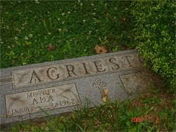 Ada Rogers Agriesto (1880-1962) - Find A Grave Memorial