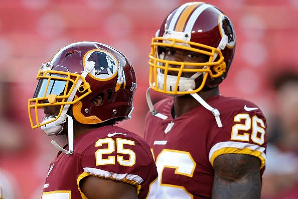 """Image result for Clinton Portis And The Redskins Out To Prove Doubters Wrong"""""""