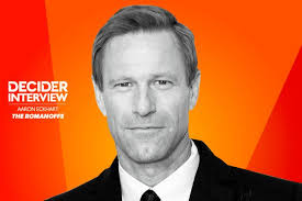 The Romanoffs': Aaron Eckhart Explains Why It's Fun Working With ...