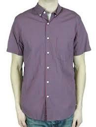blue plaid short sleeve on up shirt