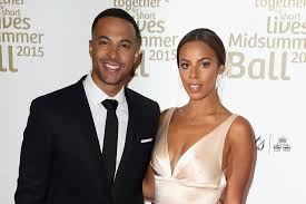 We always do date night': Rochelle Humes admits she still makes time for  romance with Marvin | London Evening Standard