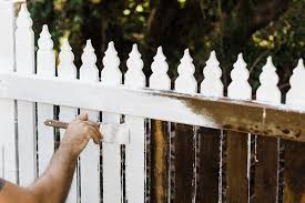Painting Picket Fence By Samantha Gehrmann Stocksy United