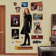 Fathead Harry Potter Hermione Granger Half Blood Prince Peel And Stick Wall Decal Wayfair