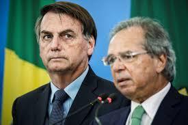 Homem que decide economia é um só e se chama Paulo Guedes, diz Bolsonaro |  Exame