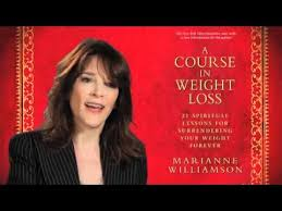 weight loss with marianne williamson