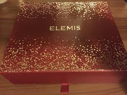elemis frangipani gift set in