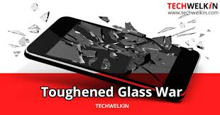 gorilla glass and tempered glass