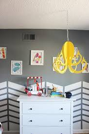 How To Paint A Fun Chevron Pattern On Your Walls Live Colorful Kids Interior Room Kids Room Paint Colors Bedroom Paint Design