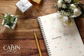 step guide for planning your wedding