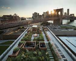 brooklyn apartments with roof garden