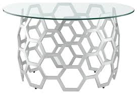 inspired home lulu coffee table round