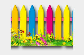 Boarder Clipart Fence Borders Design Fence Cliparts Cliparts Cartoons Jing Fm