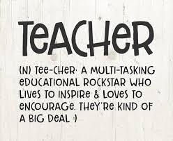 teacher svg files for silhouette cricut teacher svg teacher gift