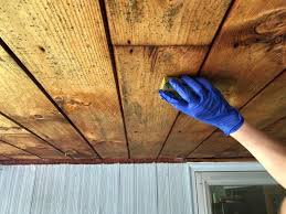 How to Remove Mold From a Wooden Ceiling | HGTV