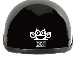 5fdp Logo Decal Five Finger Death Punch Motorcycle Helmet Hard Hat Car Window 1 99 Picclick