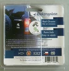 Tcu Texas Christian Horned Frogs Matte Chrome Logo Metal Auto Emblem Decal Ncaa 938202049