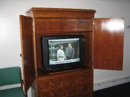 Nice Tv No Dvd Player But We Had One For Kid Picture Of Watkins Glen Villager Motel Tripadvisor