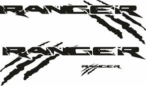 Ford Ranger Decal Drew S Decals
