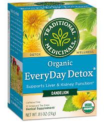everyday detox dandelion traditional