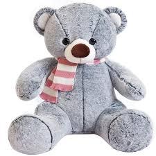 teddy bear doll plush toy large hug
