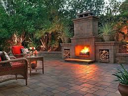 backyard fireplace designs freehelp co