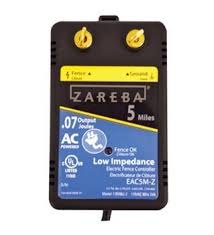Zareba Yellow Jacket 10 Mile Battery Powered Electric Fence Charger