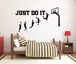 Basketball Wall Decal Basketball Wall Decor Custom Name Basketball Player Basketball Wall Sticker 682re Basketball Wall Decor Basketball Wall Decals Basketball Wall