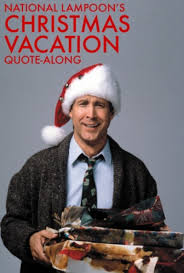 national lampoon s christmas vacation quote along in austin at