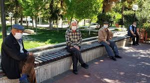 65 yaş üstü yurttaşlar, 2 ay aradan sonra sokaklarda