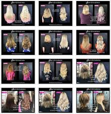 great lengths tape in hair extensions