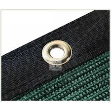 Colourtree 5 Ft X 10 Ft Green Privacy Fence Screen Mesh Fabric Cover Windscreen With Reinforced Grommets For Garden Fence Tap0510 1 The Home Depot