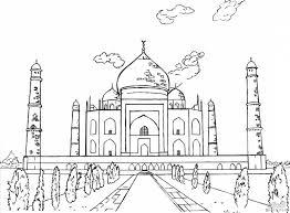 رسومات مساجد للتلوين متتع ومسلى للطفل عتاب وزعل