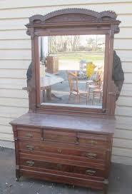 antique victorian marble top dresser