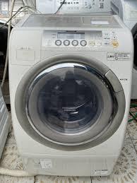 Máy giặt nội địa Nhật National NA-VR1200L, giặt 9kg sấy 6kg
