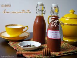 homemade chai concentrate my heart beets