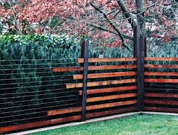 40 Creative Garden Fence Decoration Ideas Modern Fence Design Fence Design Modern Fence