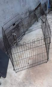 Pet Fence 6x6 Panel Pets Supplies Pet Accessories On Carousell