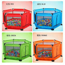 Playpen For Babies Playpens Kids Play Yard Home Safety Fence Shopee Philippines