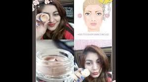 no foundation diwali makeup look 2019