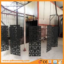 China Color Decorative Free Standing Garden Stainless Steel Screens Divider China Screens Garden Fence