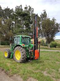 Fence Pro Mule Post Driver Nc Equipment