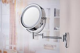 led mirror lighted bathroom mirrors