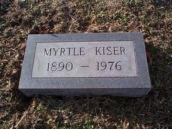 Myrtle Collins Kiser (1890-1976) - Find A Grave Memorial