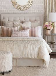 master bedroom idea cream gold